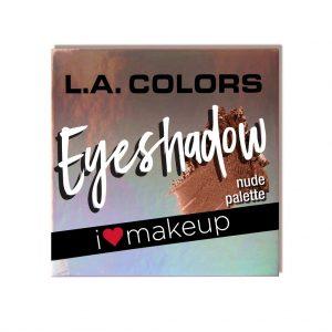 C30505 Nude - پالت سایه چشم ال ای کالرز Beauty Booklet